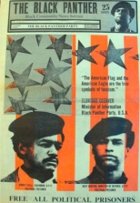 Eldridge Cleaver, Black Panther