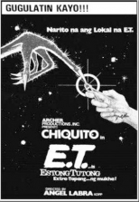E.T., is Estong Tutong