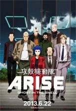 Ghost in the Shell Arise. Border: 1 Ghost Pain