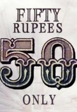 50 Rupees Only