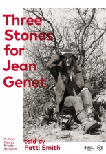 Three Stones for Jean Genet