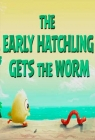 Angry birds: the early hatchling gets the worm